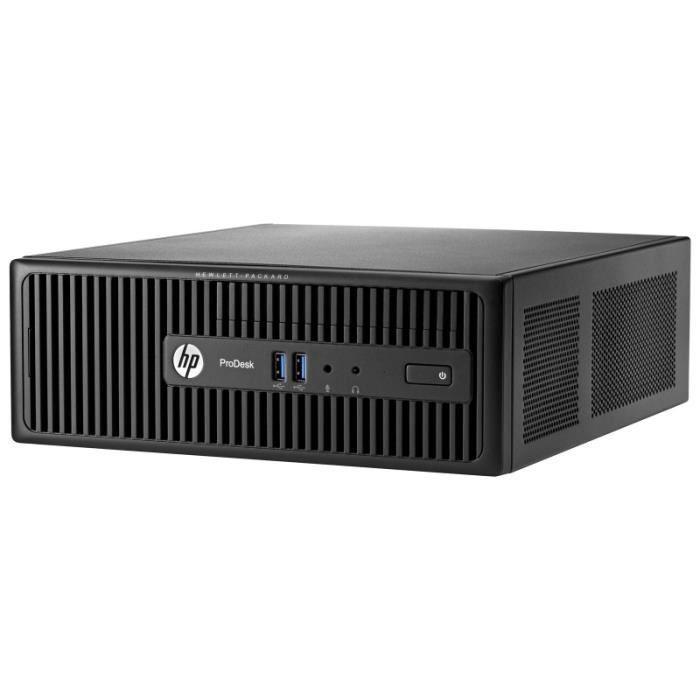HP ProDesk 400 G2 SFF Core i5 3 GHz - HDD 500 GB RAM 4 GB