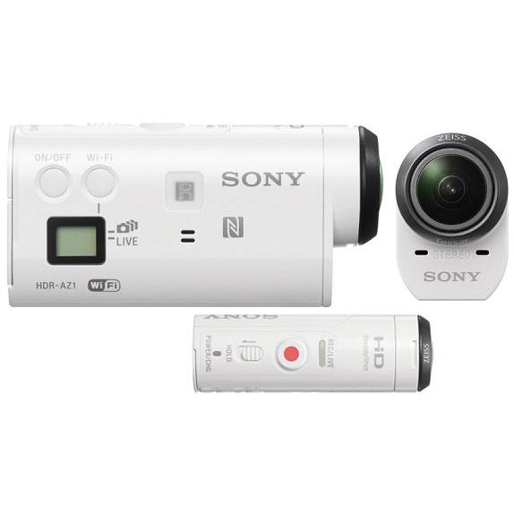 Cámara Sony HDR-AZ1VR Blanco