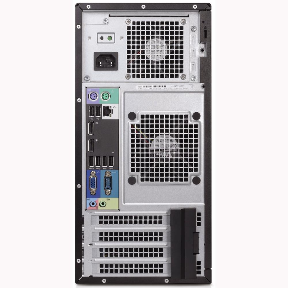 Dell Precision T1700 Xeon E3 3,4 GHz - SSD 256 Go RAM 8 Go