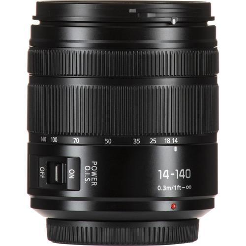 Objektiv Micro 4/3 14-140mm f/3.5-5.6