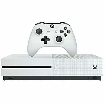 Console Microsoft Xbox One S 1 To + Manette + Fifa 17 - Blanc