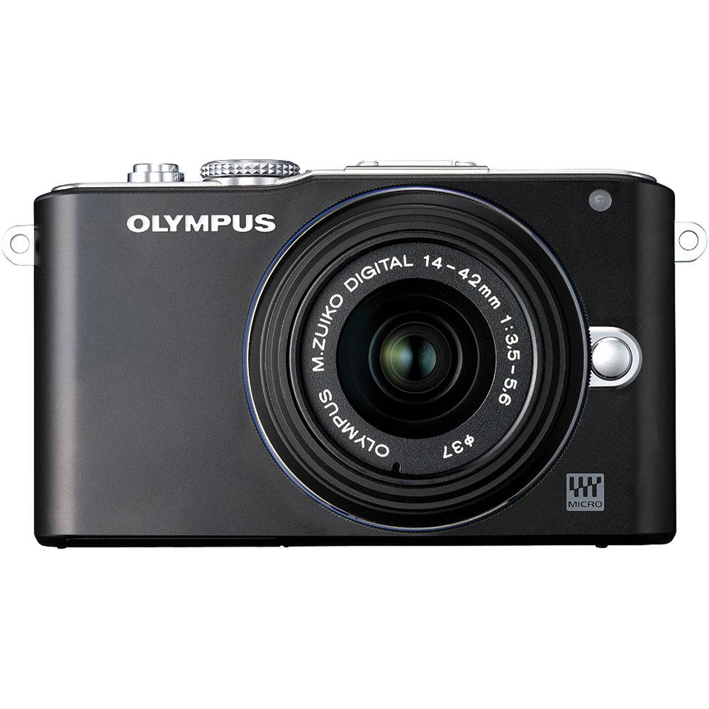 Olympus Pen Lite E-PL3 DZK + Olympus M.Zuiko Digital 14-42mm f/3.5-5.6