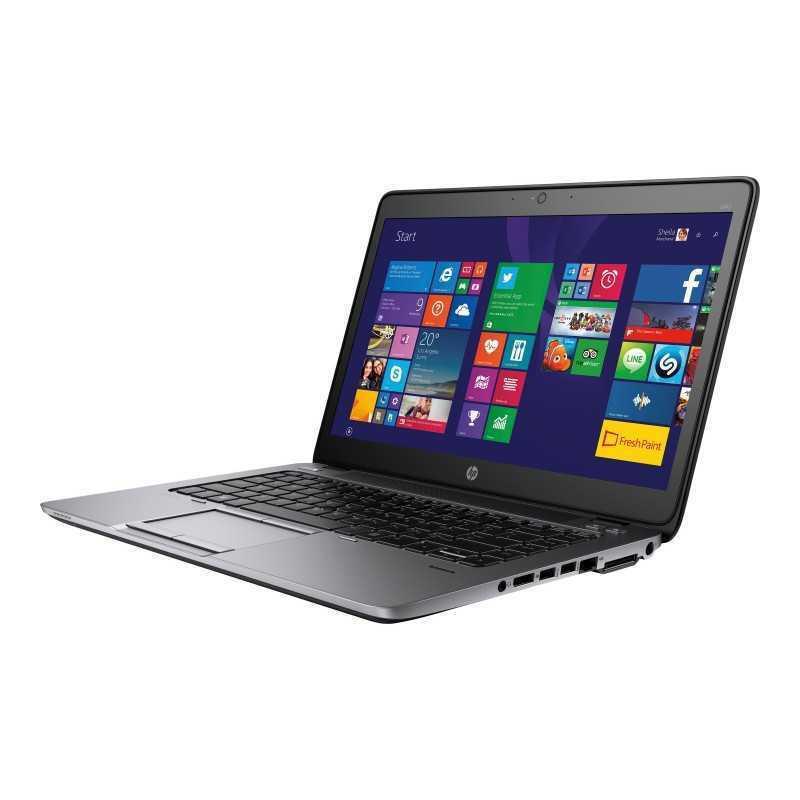 """HP EliteBook 840 G1 14"""" Core i5 1,9 GHz - SSD 180 Go - 8 Go AZERTY - Français"""