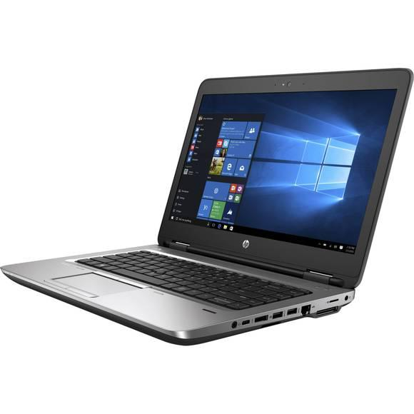 "HP ProBook 640 G2 14"" Core i5 2,4 GHz - SSD 256 Go - 16 Go AZERTY - Français"