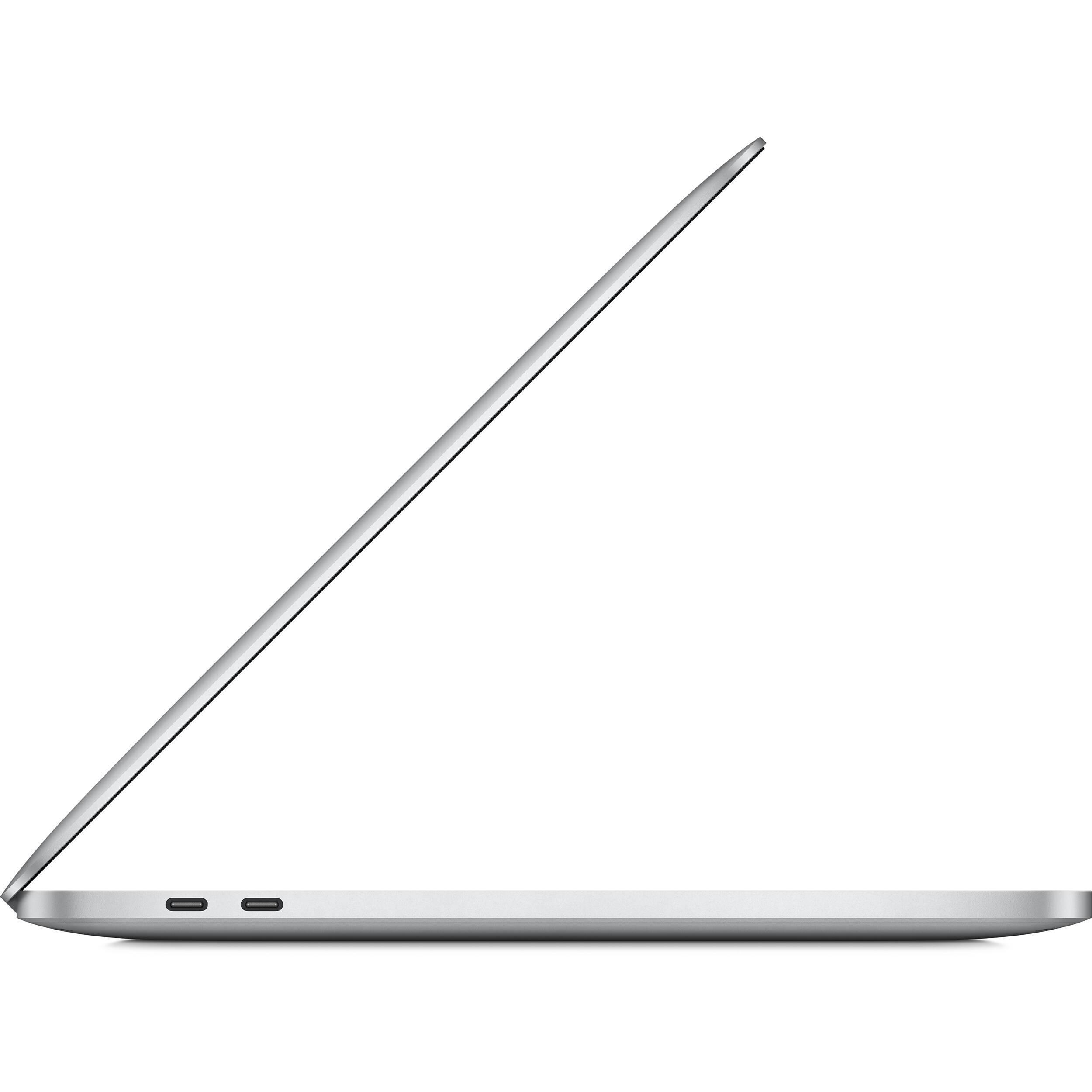 "MacBook Pro Touch Bar 13"" Retina (2020) - M1 3,2 GHz - SSD 256 Go - 8 Go QWERTY - Espagnol"