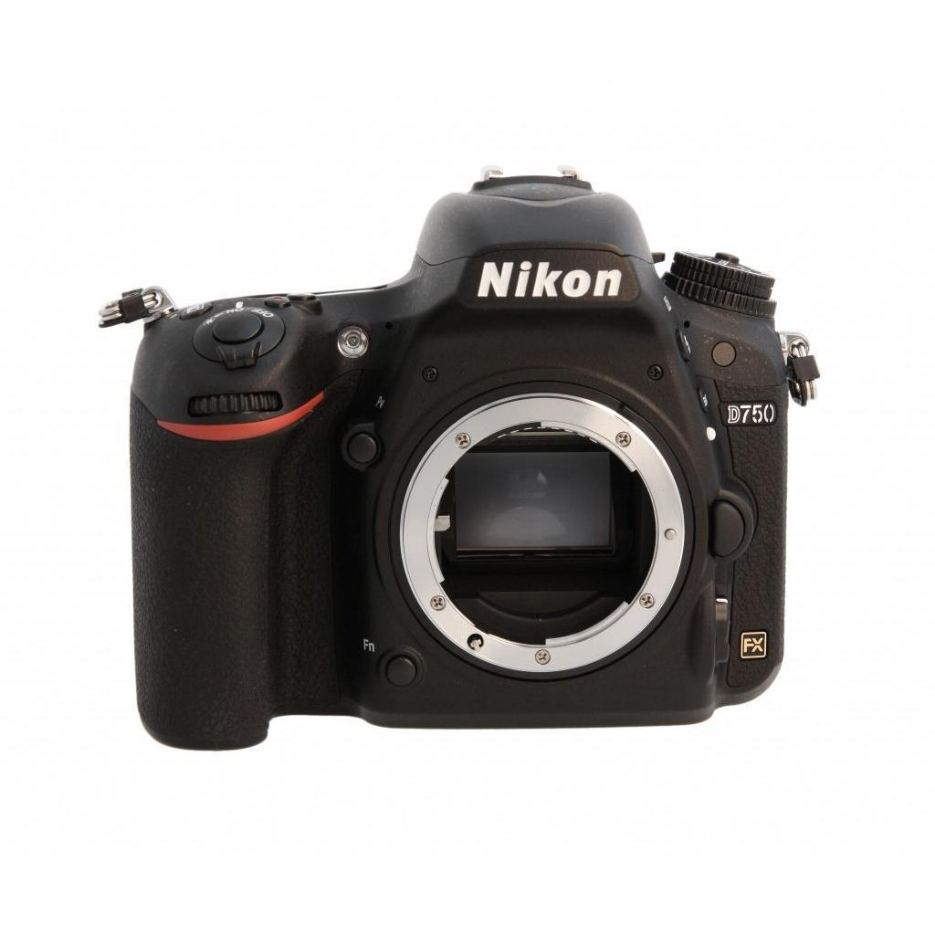 Reflex - Nikon D750 Naked Case - Schwarz