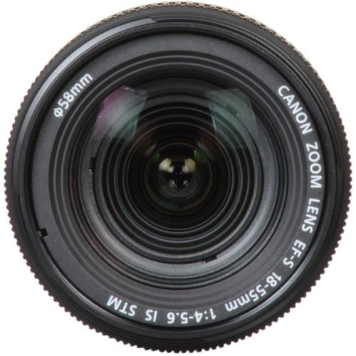 Reflex - Canon EOS 50D Noir Canon EF-S 18-55mm f/4-5.6 IS STM