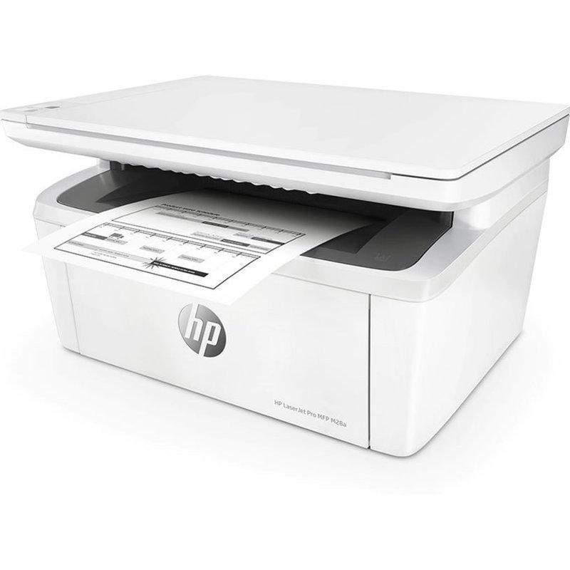 HP LaserJet Pro M28A Laser monochrome