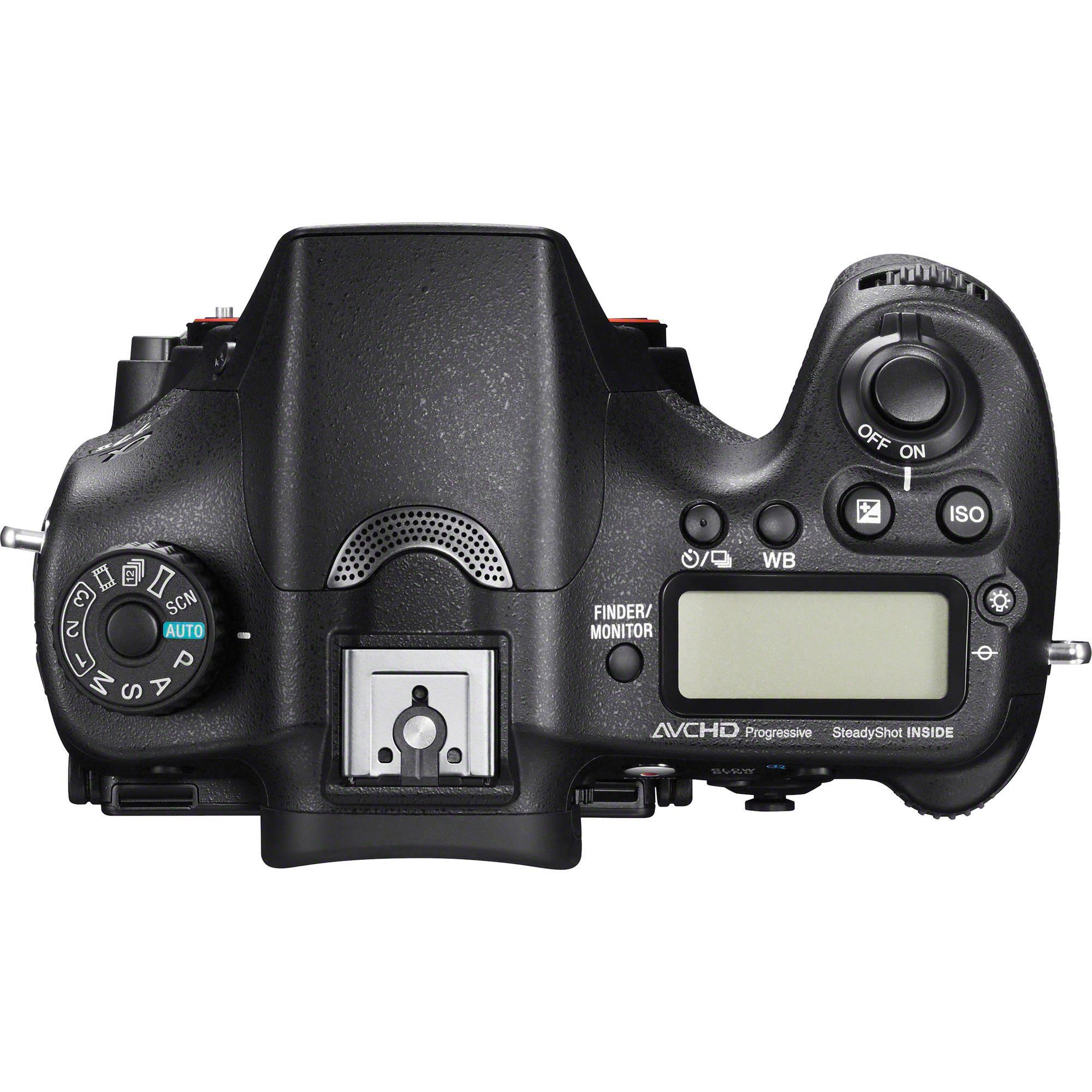 Reflex - Sony Alpha 77 Mark II - ohne Objektiv
