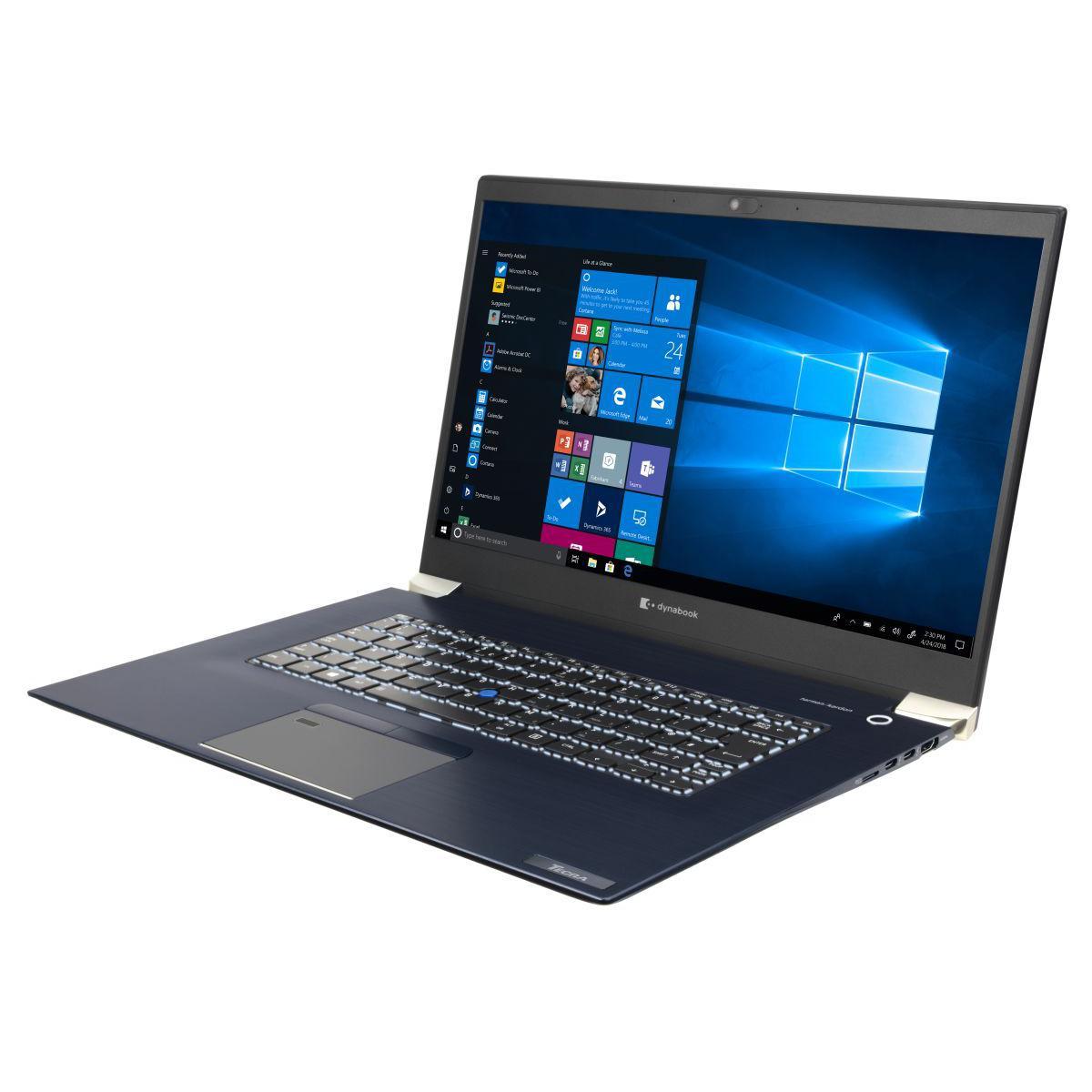 "Dynabook Tecra X50-F-15P 15"" Core i5 1,6 GHz - SSD 256 Go - 8 Go QWERTY - Anglais (US)"