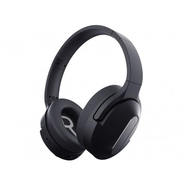 Casque Réducteur de Bruit Bluetooth avec Micro Telefunken TLC 04 - Noir