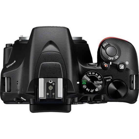 Reflex - Nikon D3500 Noir Nikkor AF-S Nikkor DX 18-140mm f/3.5-5.6G ED VR