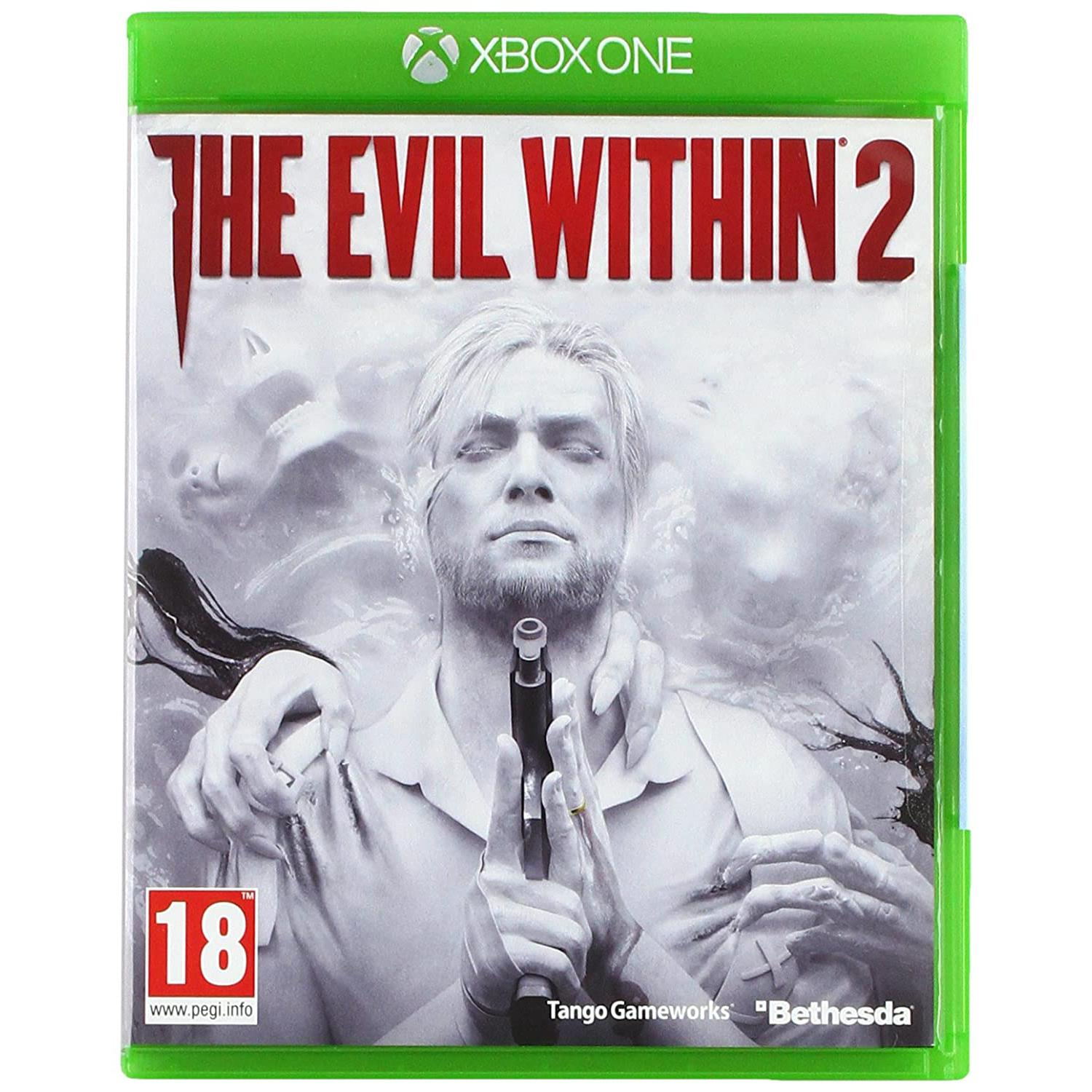 The Evil Within 2 Steelbook Edition - Xbox One