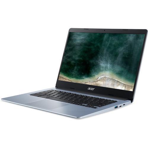 Acer ChromeBook CB314-1H-P9X6 Pentium 1,1 GHz 64Go eMMC - 8Go AZERTY - Français