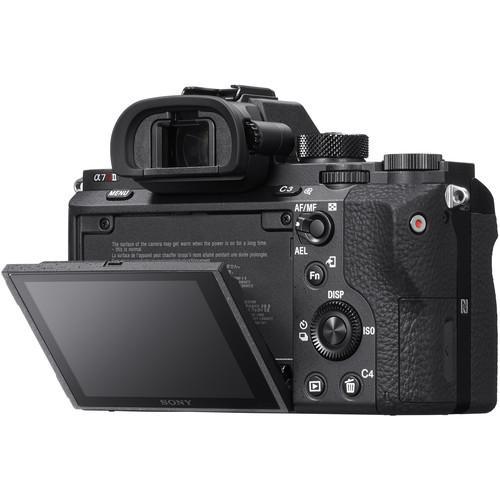 Hybrid - Sony Alpha 7R II Ohne Objektiv - Schwarz