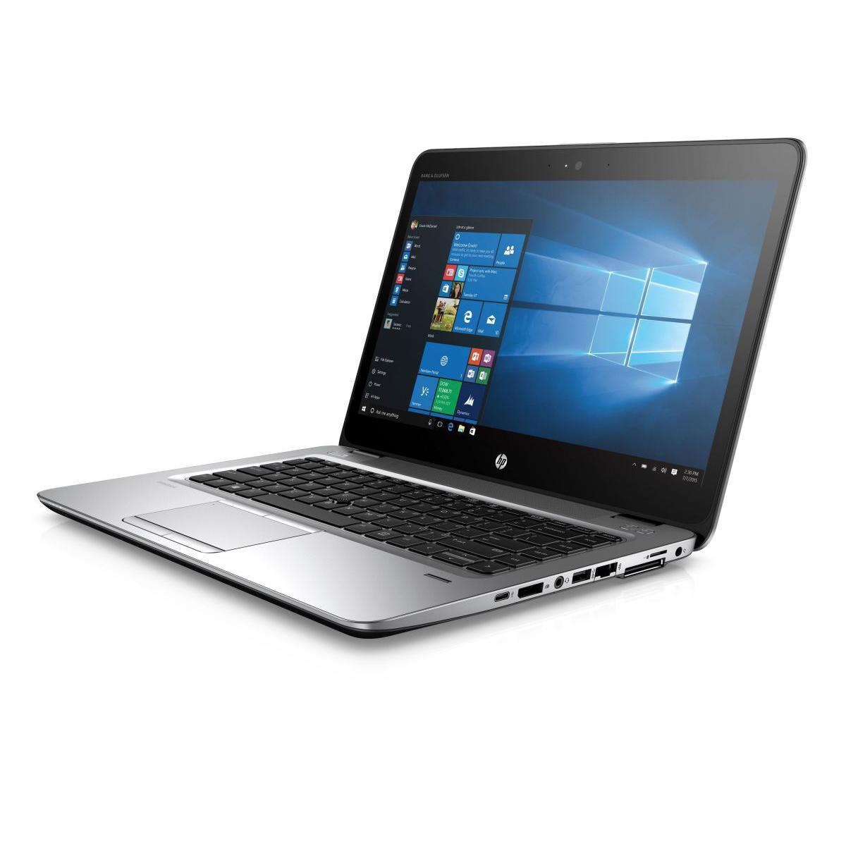 "HP EliteBook 840 G3 14"" Core i5 2,3 GHz - SSD 256 GB - 8GB Tastiera Inglese (US)"