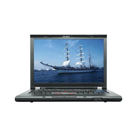 "Lenovo ThinkPad T410 14"" Core i7 2,6 GHz - SSD 256 Go - 8 Go AZERTY - Français"