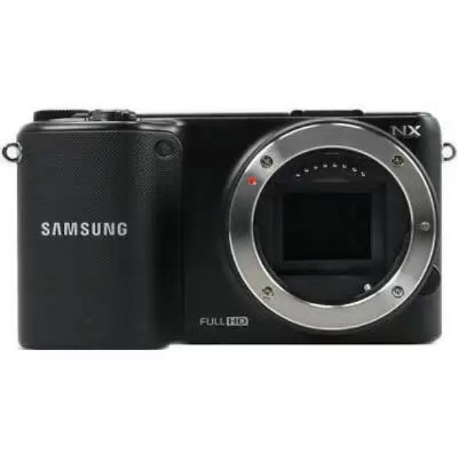 Hybride - NX2000 Noir Samsung Samsung Lens 18-55 mm f/3.5-5.6 III OIS