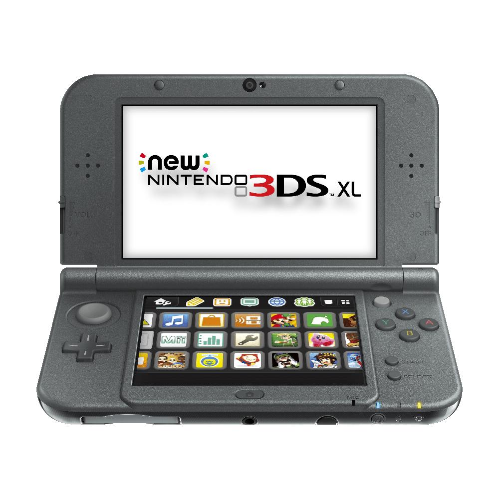 Console - Nintendo New 3DS XL