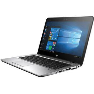 "HP EliteBook 840 G3 14"" Core i5 2,4 GHz - SSD 256 Go - 8 Go QWERTY - Italien"