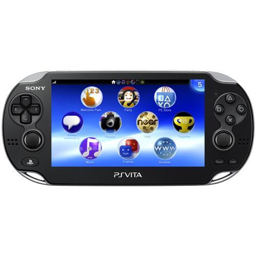 Console Sony PlayStation Vita 8GB + Lego Mega Pack - Nero