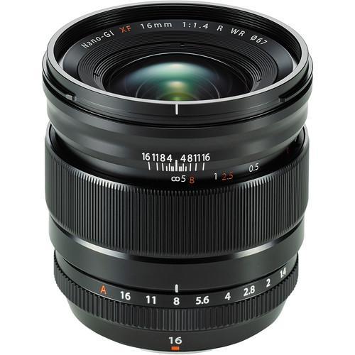Objectif X 24mm f/1.4