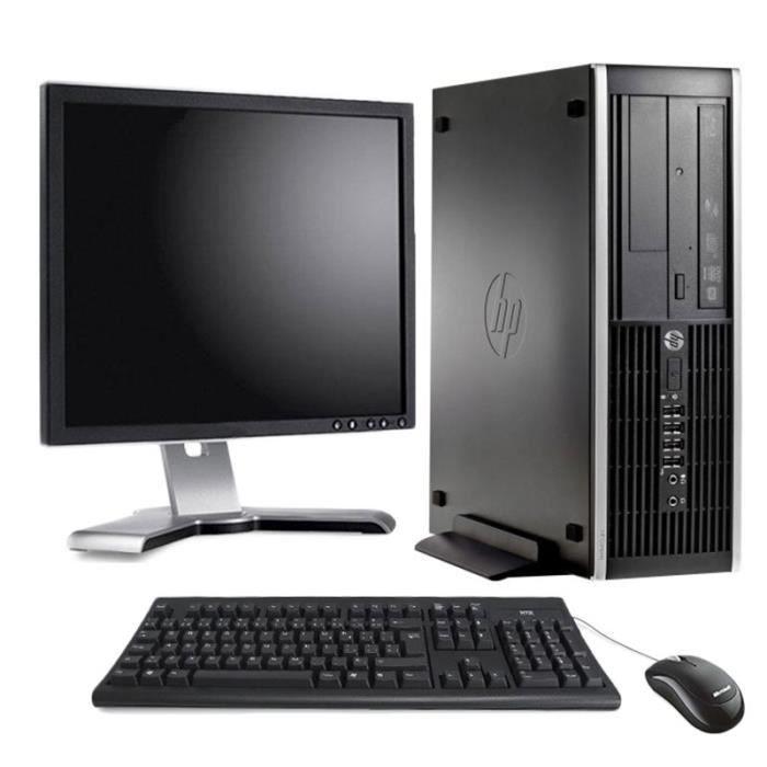 """Hp Compaq 6200 Pro MT 22"""" Core i5 3,1 GHz - SSD 480 GB - 16GB"""