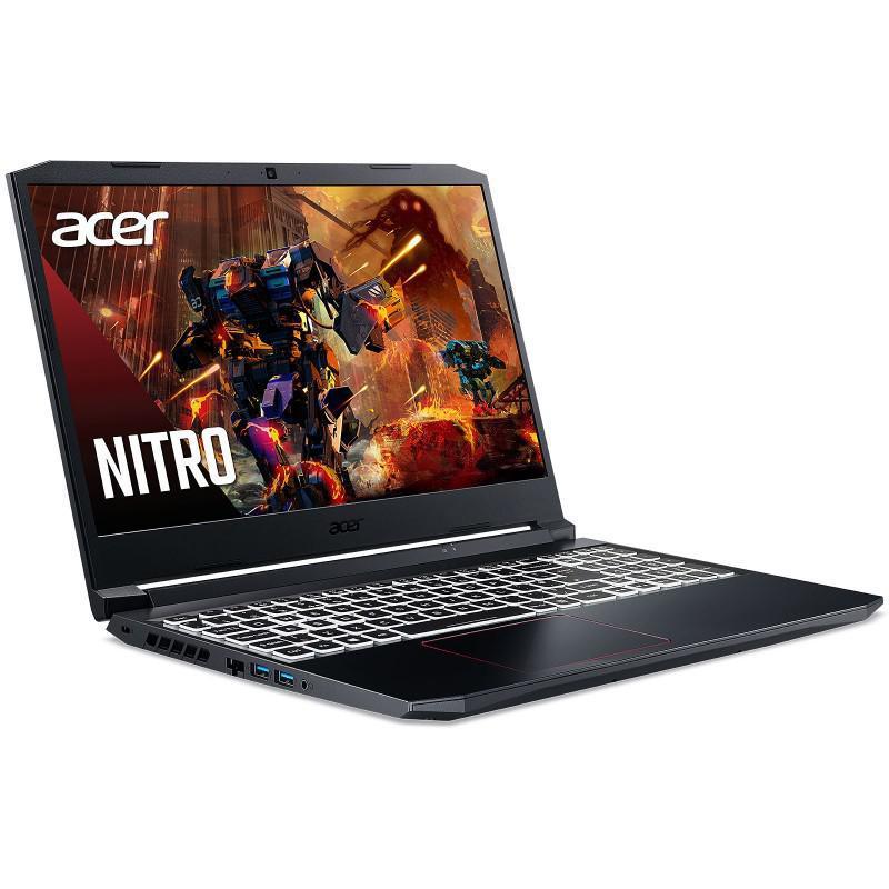 "Acer Nitro 5 AN515-55-51QY 15"" Core i5 2,5 GHz - SSD 512 Go - 16 Go - NVIDIA GeForce RTX 3060 AZERTY - Français"