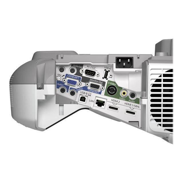 Vidéo projecteur Epson EB-575Wi Blanc