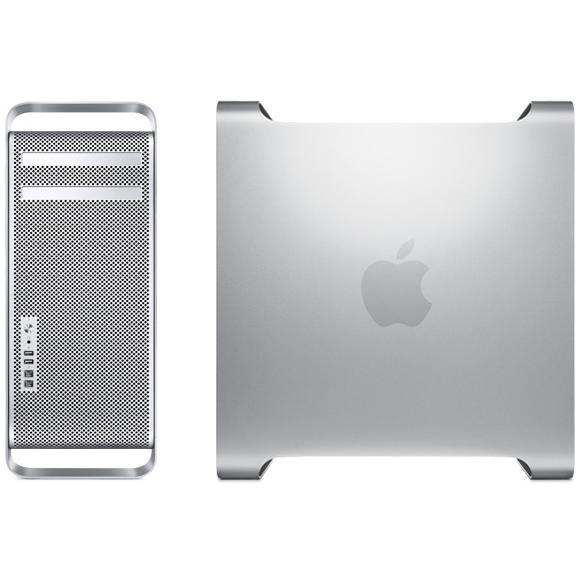 Mac Pro (Janvier 2008) Xeon 2,8 GHz - HDD 320 Go - 4 Go