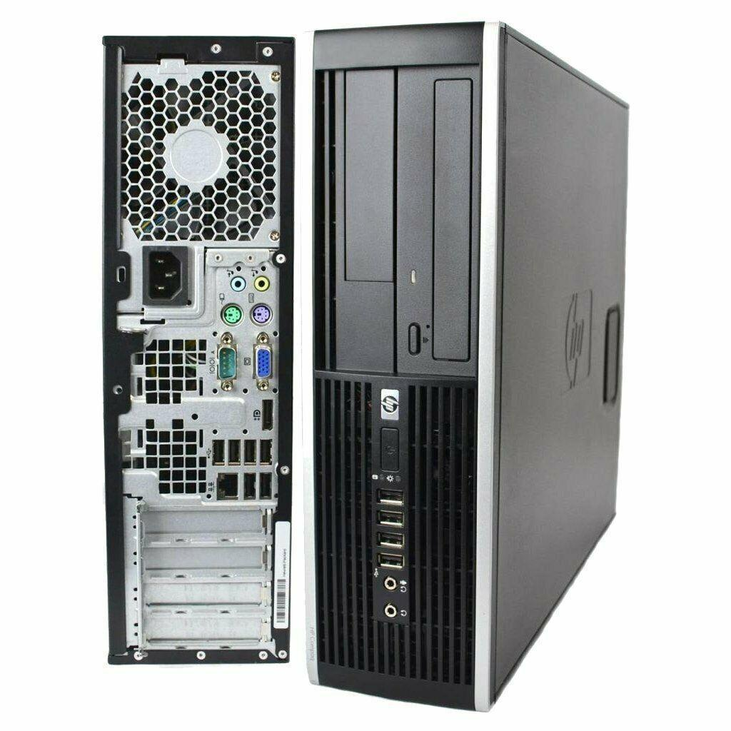HP Compaq 8000 Elite SFF Core 2 Duo 2,93 GHz - HDD 250 GB RAM 4 GB