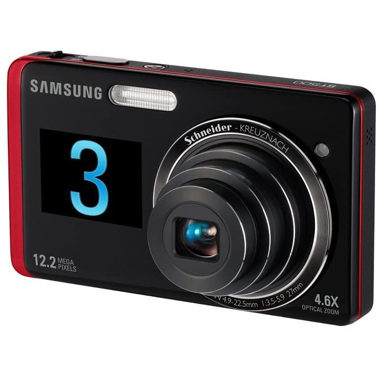 Samsung ST510 + Samsung ZOOM 4.9-22.5mm f/3.5-5.9