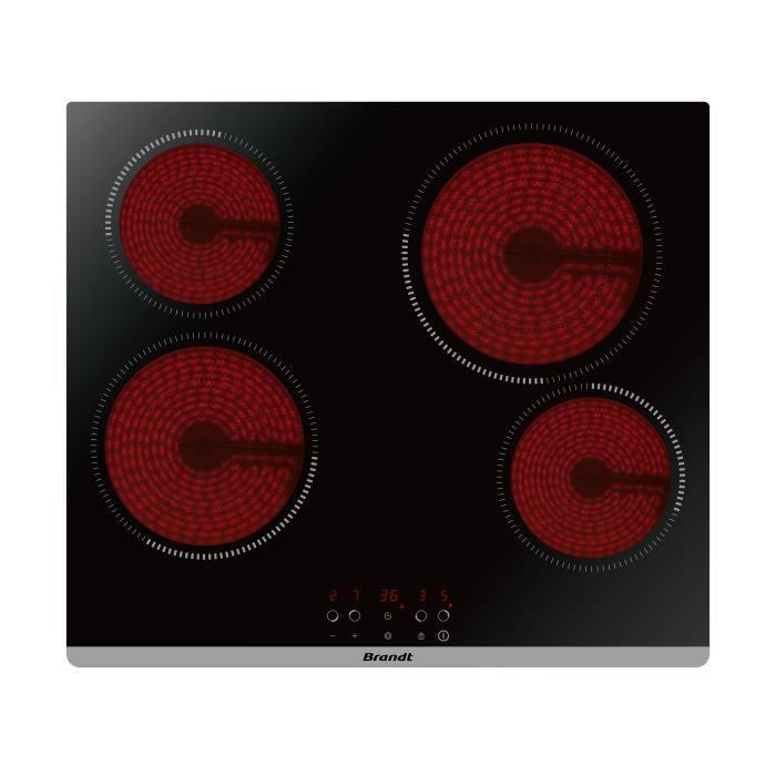 Plaque de cuisson Brandt BPV6421B