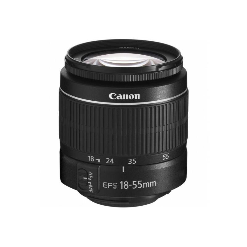 Objectif Canon EF 18-55mm f/3.5-5.6