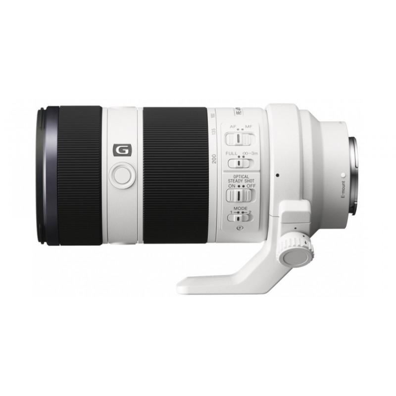 Objectif Sony FE 70-200mm f/4