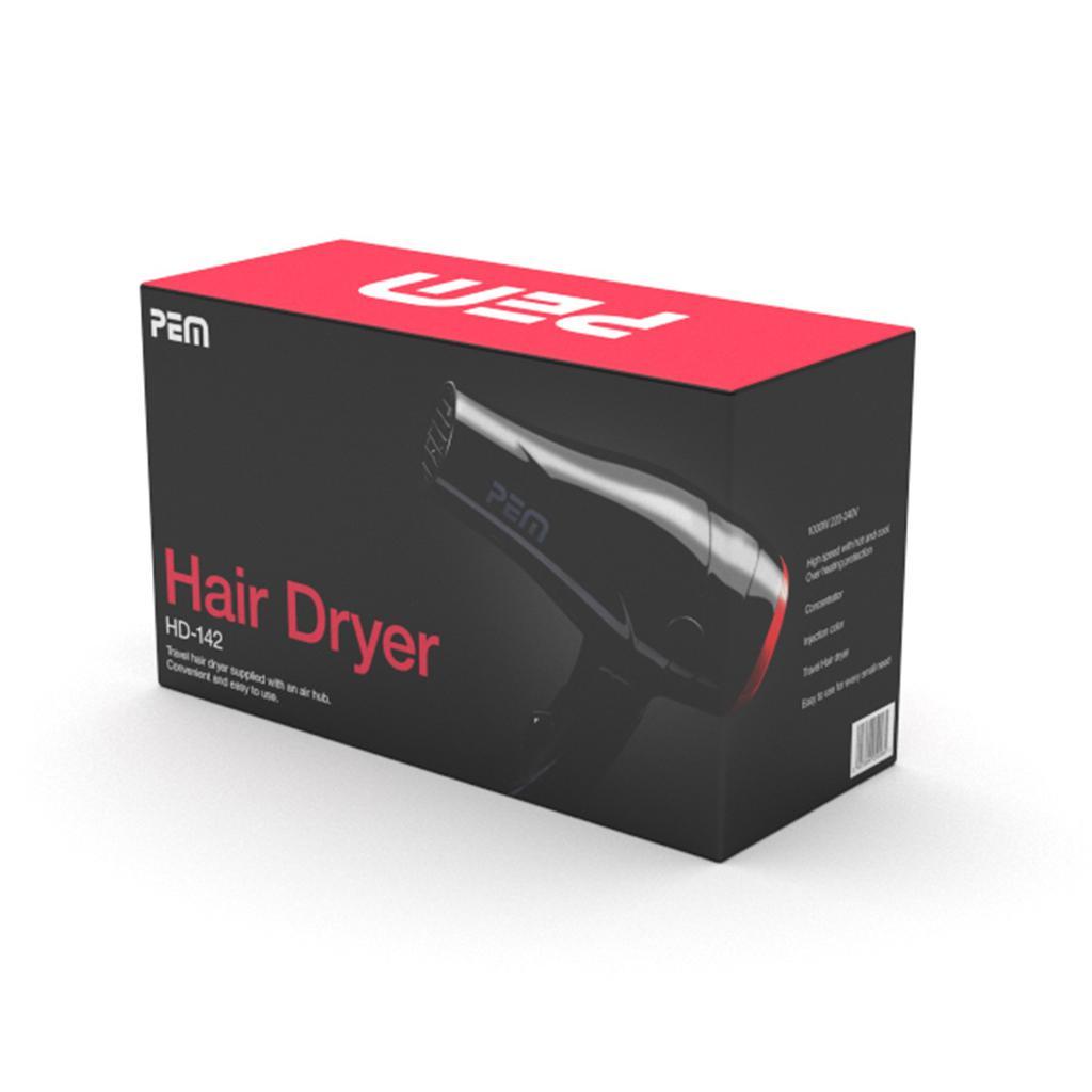 Sèche-cheveux Pem HD-142