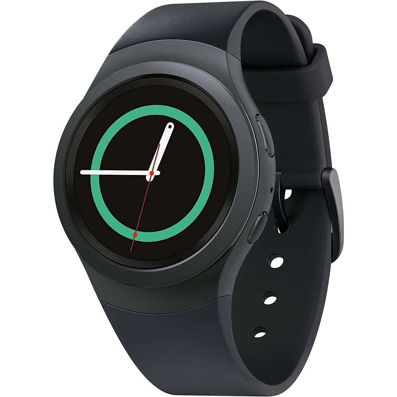 Samsung Smart Watch Gear S2 HR - Black