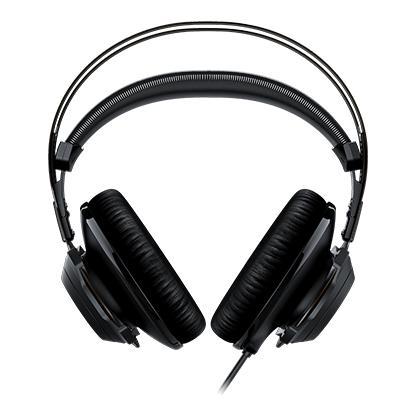 Hyperx Cloud Revolver Pro Gaming Headphones with microphone - Black