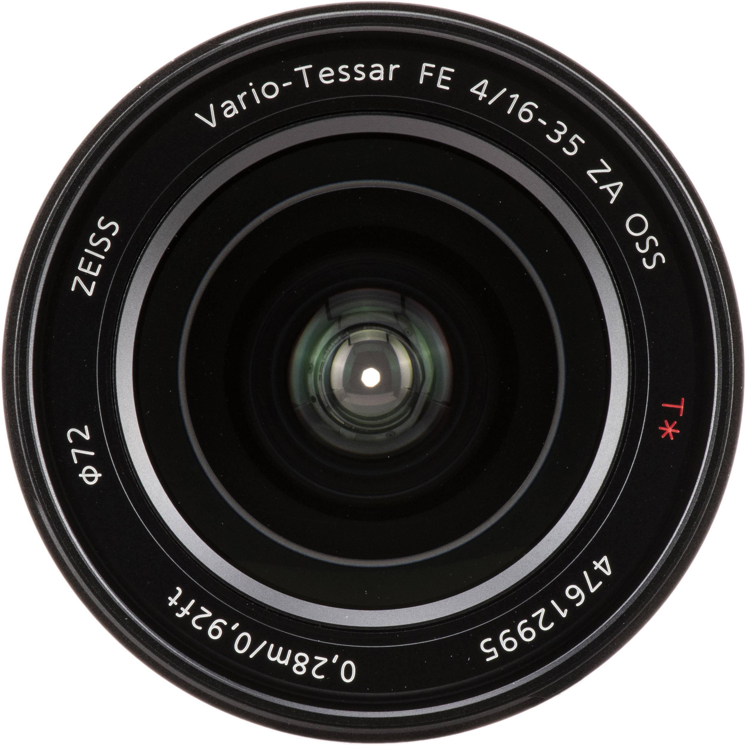 Sony Objektiv Sony FE 16-35mm f/4