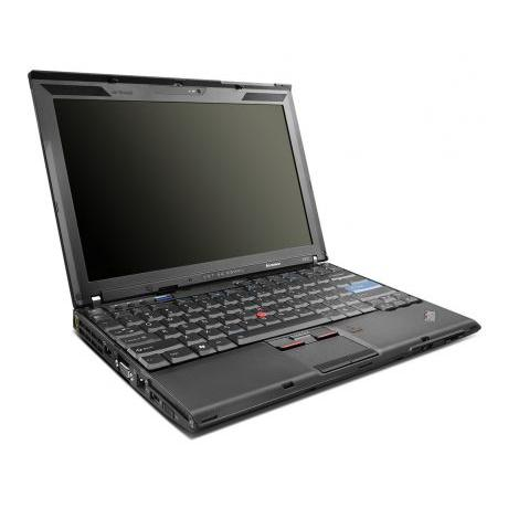 "Lenovo ThinkPad X201 12"" Core i5 2,4 GHz  - HDD 320 GB - 4GB AZERTY - Französisch"