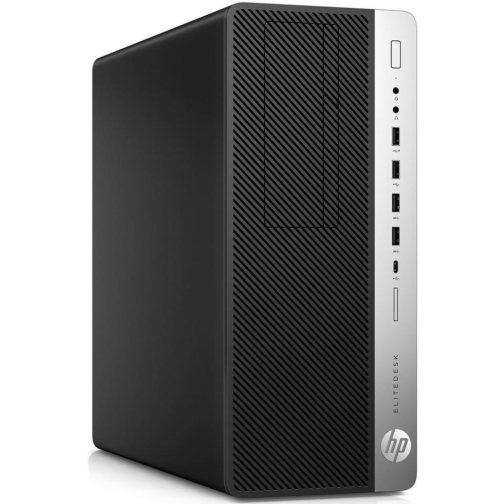 HP EliteDesk 800 G4 Core i7 3,2 GHz - SSD 512 Go RAM 16 Go