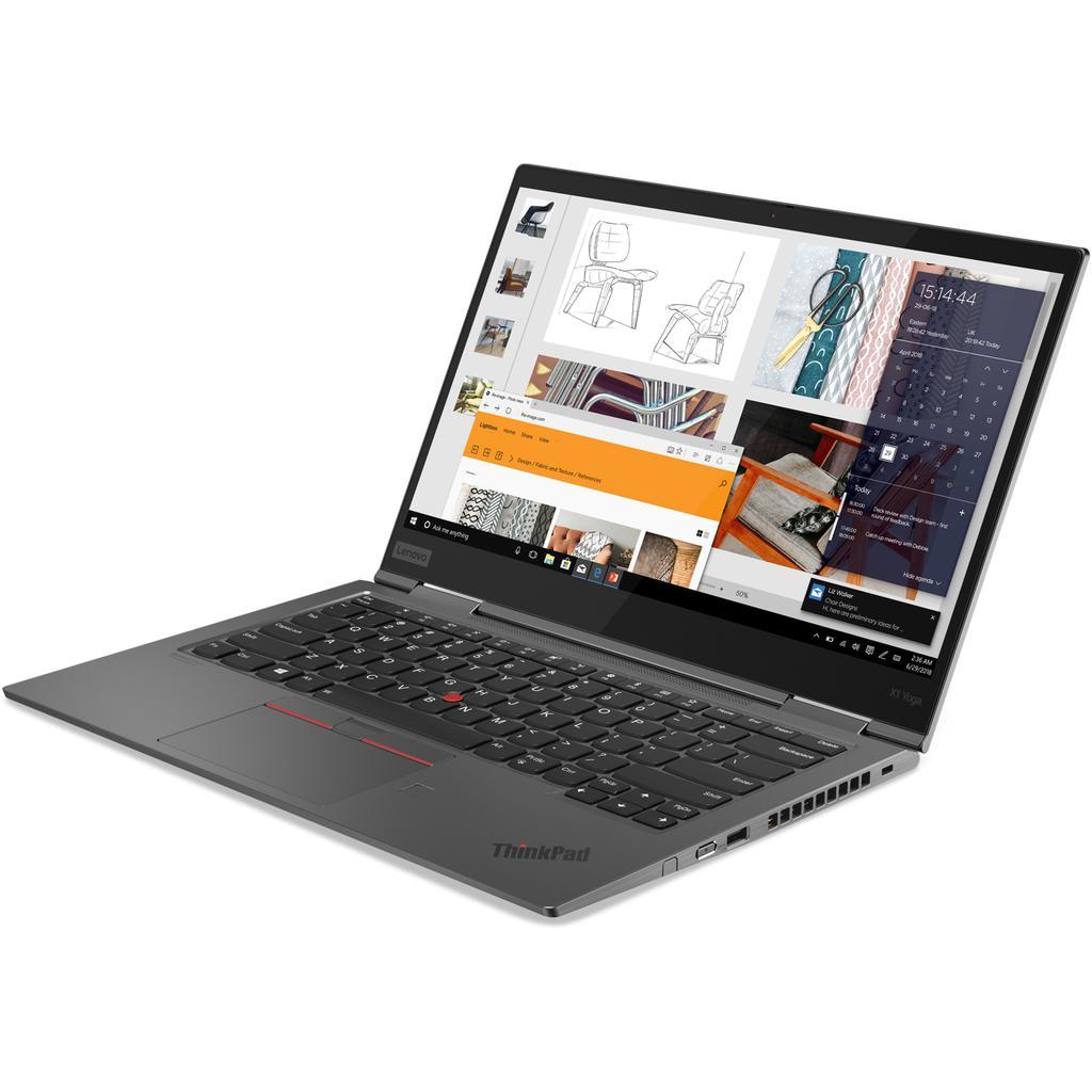 "Lenovo ThinkPad X1 Yoga 14"" Core i5 2,4 GHz - SSD 512 Go - 8 Go AZERTY - Français"