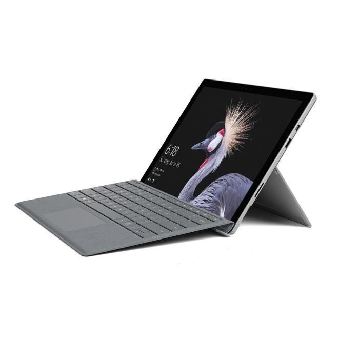 "Microsoft Surface Pro 4 12"" Core i5 2,4 GHz - SSD 128 Go - 4 Go AZERTY - Français"