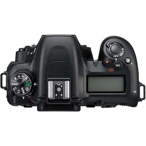 Nikon D7500 Reflex 21Mpx - Black