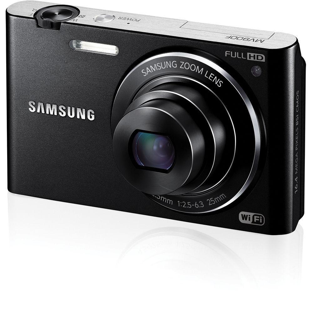Compact - MV900F Noir Samsung Samsung Zoom Lens 24.5-22.5mm f/2.5-6.3