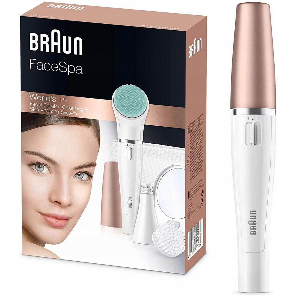 Braun FaceSpa Pro 913 Ihonhoitolaite
