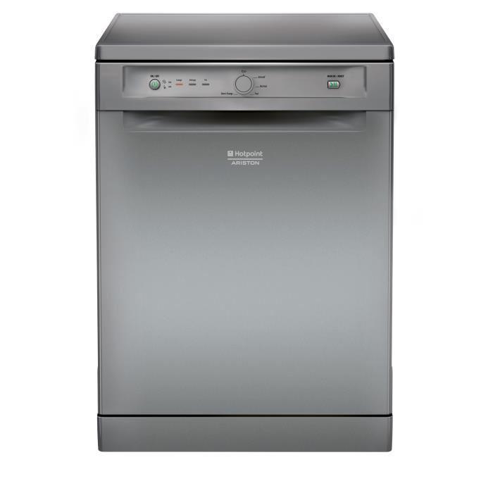 Lave-vaisselle pose libre 85 cm Hotpoint Ariston LFB5B019XFR - 13 Couverts