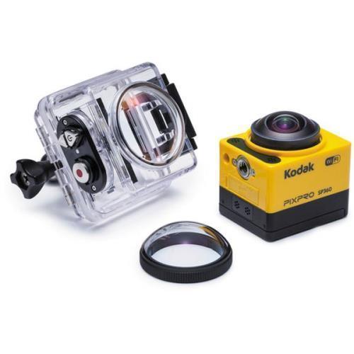 Športová kamera Kodak PixPro SP360