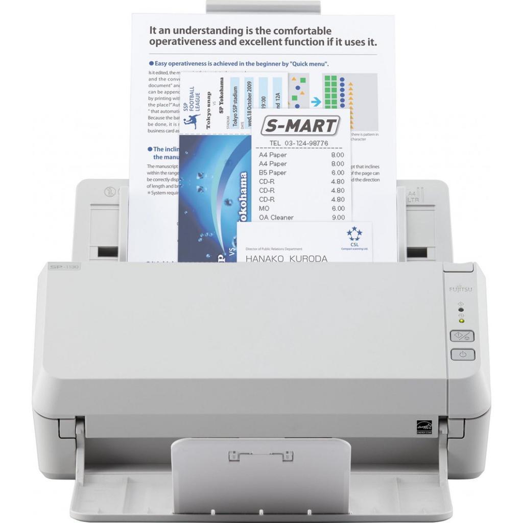 Scanner Fujitsu SP 1130 (PA03708-B021)