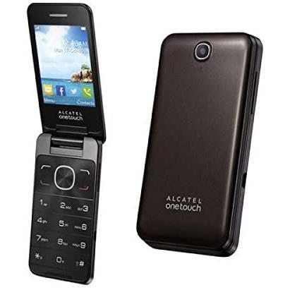 Alcatel OneTouch 2012D - Braun- Ohne Vertrag